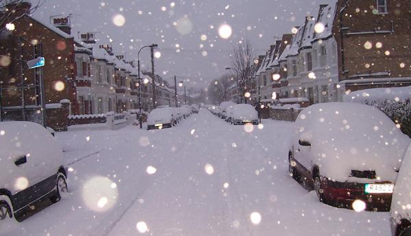 Are We In For A White Christmas? – Bowen Therapy at BTPA